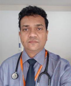 Dr. Anas K. A. - Consultant Pediatrician & Adolescent Specialist